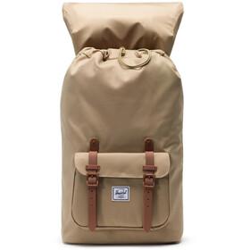Herschel Little America Backpack Unisex, kelp